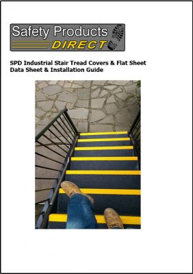 GRP Stair Riser Plates - Safety Products Direct