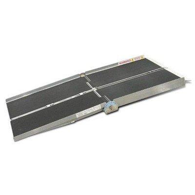 Aluminium Multi Fold Ramp