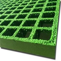 GRP Green Grating