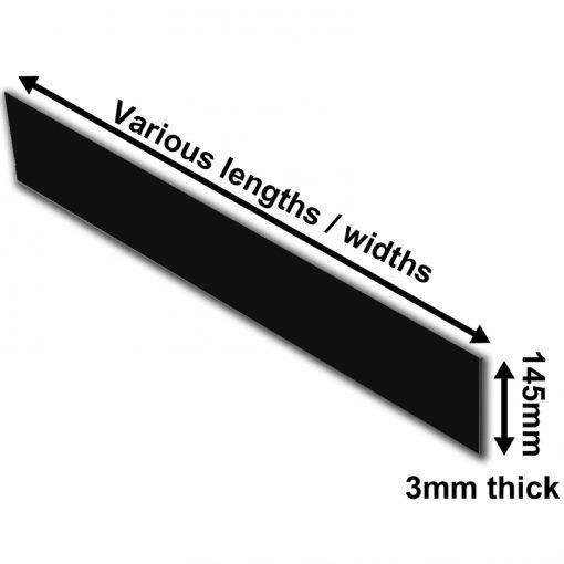 GRP Stair Riser Plates