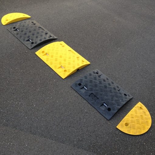 speed bumps 75mm high application