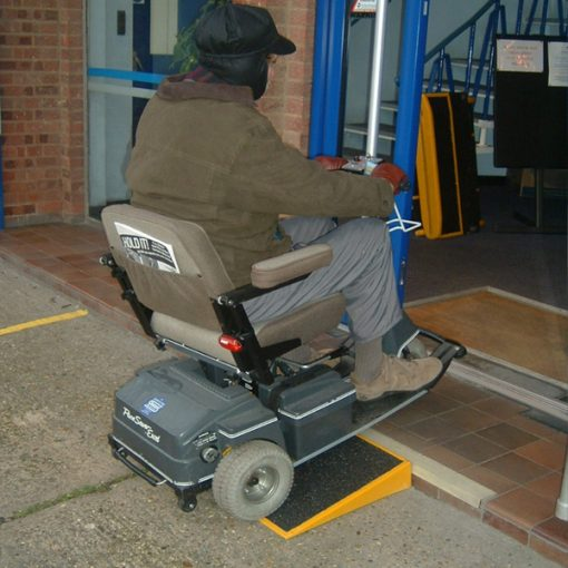 threshold disabled access ramps application