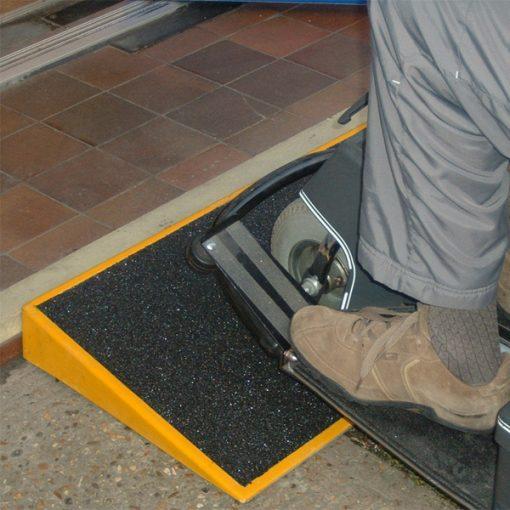 threshold ramp application